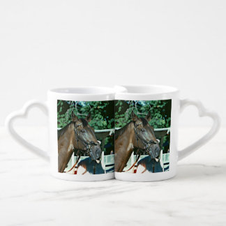 Forego Racehorse 1977 Coffee Mug Set