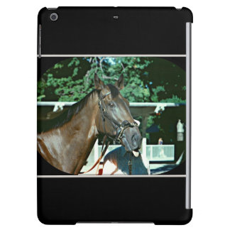 Forego Racehorse 1977 iPad Air Cases