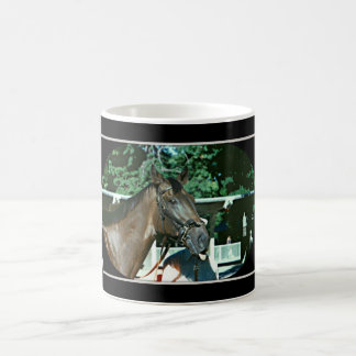 Forego Racehorse 1977 Magic Mug