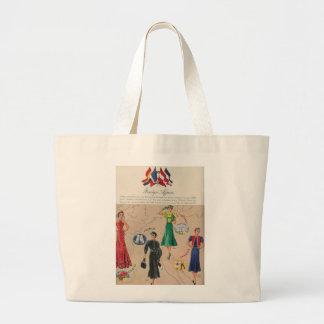 foreign affairs bag