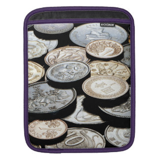 FOREIGN COINS SLEEVE FOR iPads