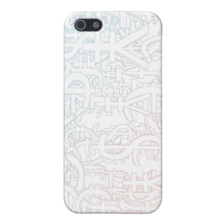 Foreign Currency Exchange Stock Market as Concept iPhone SE/5/5s Cover