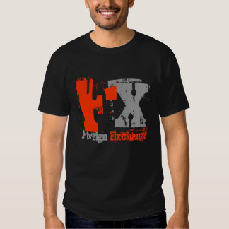 FOREIGN EXCHANGE  4x. FRONT AND BACK HAVIC ACD Shirt