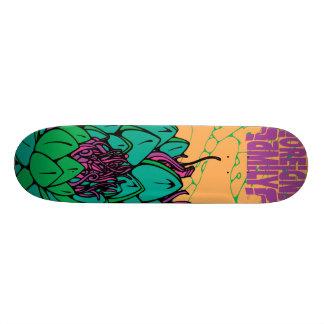 """Foreign Family """"Artichoke"""" Custom Skate Board"""
