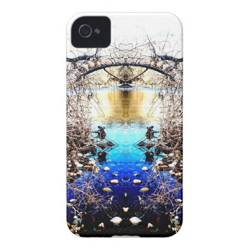 Foreign Lands iPhone 4 Case