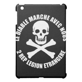 Foreign Legion 2 REP Skull iPad Case