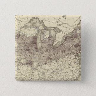 Foreign Parentage 1870 Pinback Button