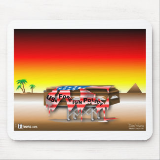 Foreign Policy Casket Mousepads