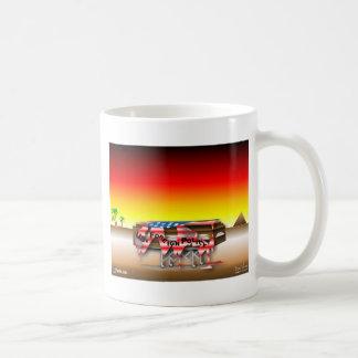 Foreign Policy Casket Coffee Mug