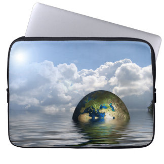 foreign-trade-62743 FANTASY DIGITAL REALISM SCIENC Laptop Computer Sleeve