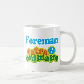 Foreman Extraordinaire Gift Idea Coffee Mug
