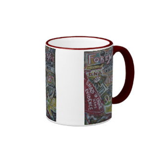 Forensic 187 coffee mug