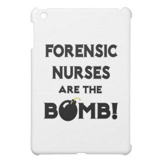 Forensic Nurses Are The Bomb! iPad Mini Cases