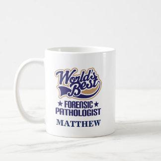 Forensic Pathologist Personalized Mug Gift