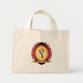 Forensic Science Mandorla Canvas Bag