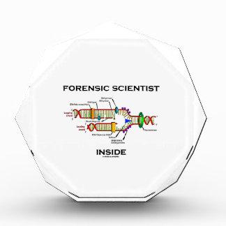 Forensic Scientist Inside (DNA Replication) Award