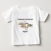 Forensic Scientist Inside (DNA Replication) Shirt