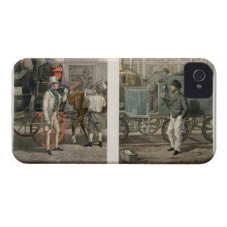 Fore's Contrasts: The Driver of 1832, The Driver o iPhone 4 Cover