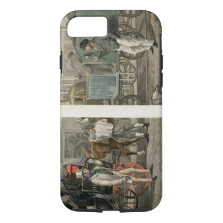 Fore's Contrasts: The Driver of 1832, The Driver o iPhone 8/7 Case