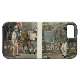 Fore's Contrasts: The Driver of 1832, The Driver o iPhone SE/5/5s Case