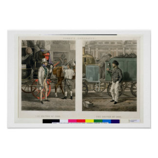 Fore's Contrasts: The Driver of 1832, The Driver o Poster