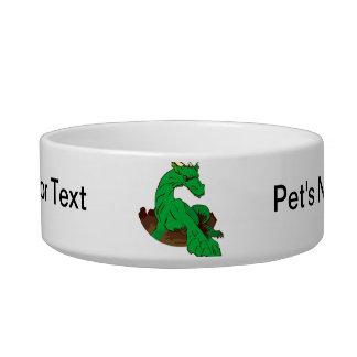 Foreshortened green dragon.png bowl
