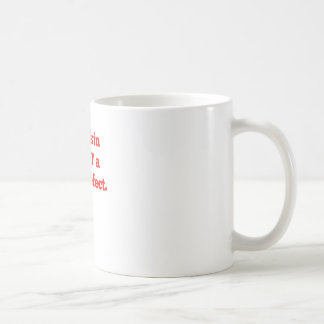 Foreskin Is Not A Birth Defect - Red Classic White Coffee Mug