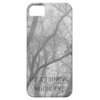 Forest Abstract iPhone 5 Case