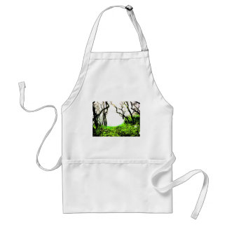 Forest Adult Apron