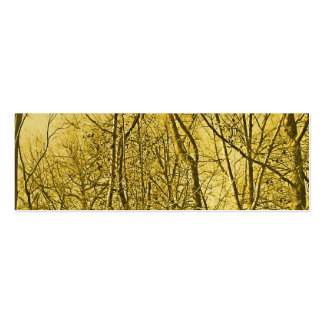 Forest Aglow Business Cards