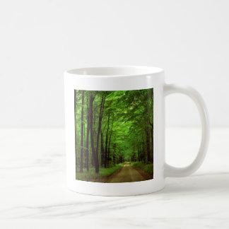 Forest Allegheny Pennsylvania Coffee Mug