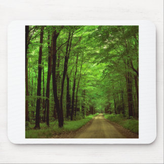 Forest Allegheny Pennsylvania Mouse Pad