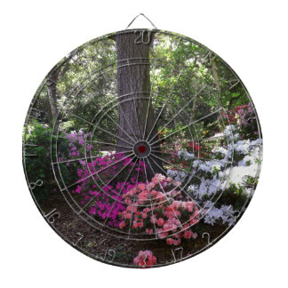Forest and Flowers Dart Board