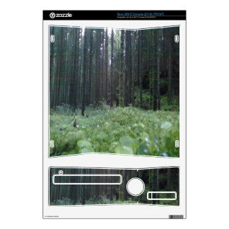 Forest and grass xbox 360 s skin
