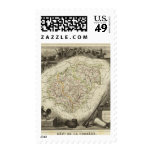 Forest and Landscapes Postage Stamps