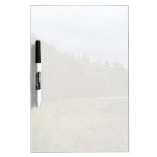 forest and tree dry erase board