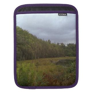 forest and tree iPad sleeves