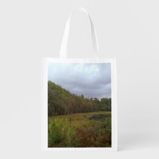 forest and tree market tote