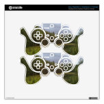 forest and tree PS3 controller skins
