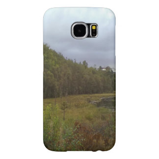 forest and tree samsung galaxy s6 case