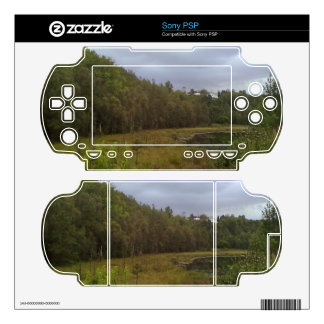forest and tree PSP decals