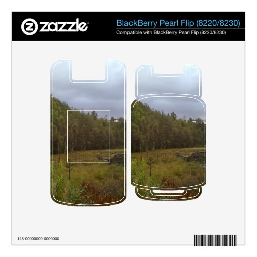forest and tree skins for BlackBerry