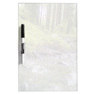 Forest and water Dry-Erase board
