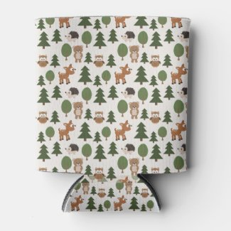 Forest Animals Can Cooler