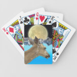 Forest Animals Deer, Elk, Moose Wildlife Pack Playing Cards