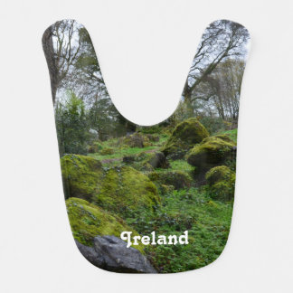 Forest at Blarney Castle Baby Bib