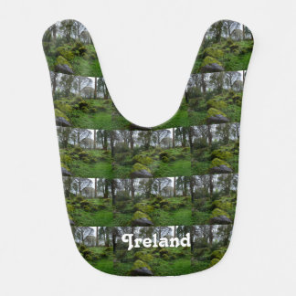 Forest at Blarney Castle Bib