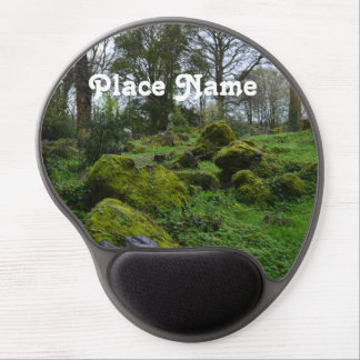 Forest at Blarney Castle Gel Mouse Pad
