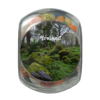 Forest at Blarney Castle Jelly Belly Candy Jars