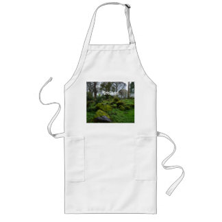 Forest at Blarney Castle Long Apron